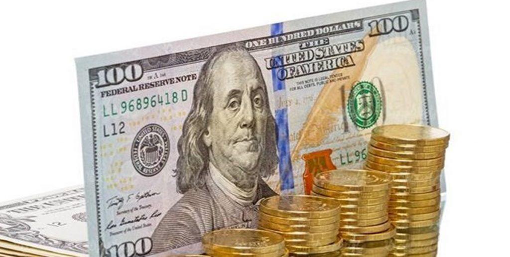 قیمت طلا، قیمت دلار، قیمت سکه و قیمت ارز امروز ۹۸/۰۸/۰۱