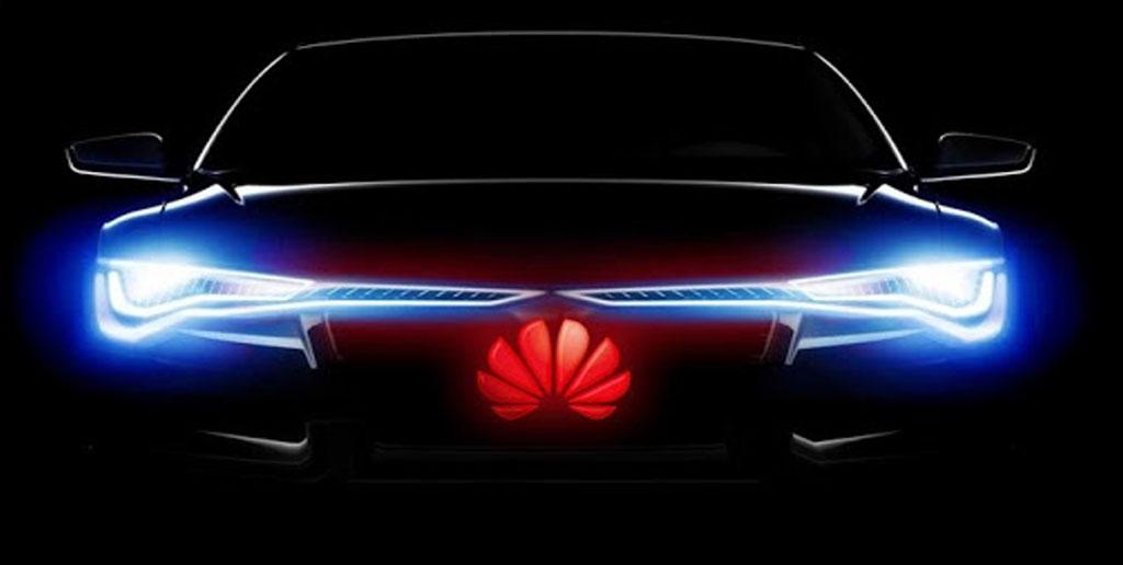 """شرکت چینی هوآوی برای رقابت با """"تسلا"""" وارد صنعت خودرو سازی هوشمند می شود"""