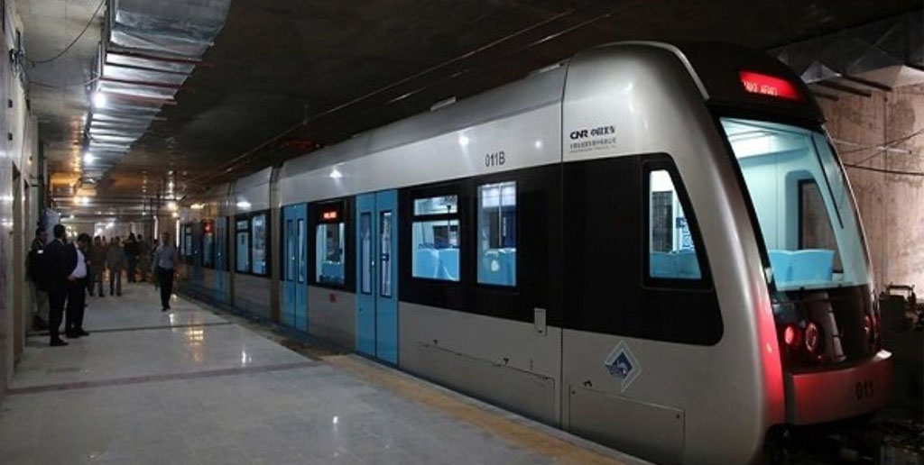 کاهش ۷۰ درصدی مسافران متروی مشهد